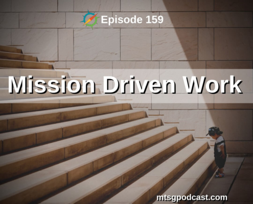 Mission Driven Work