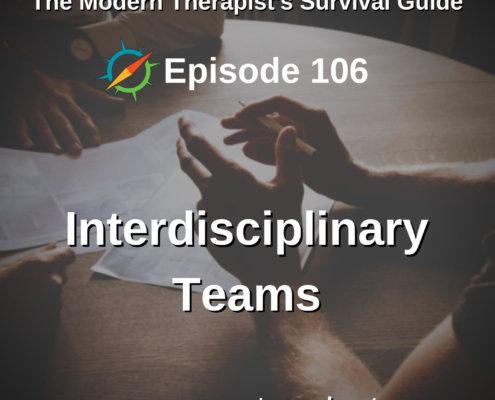 Interdisciplinary Teams