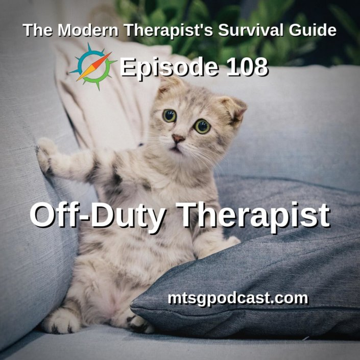 Off-Duty Therapist