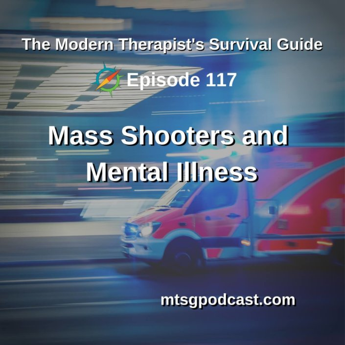 Mass Shooters and Mental Illness
