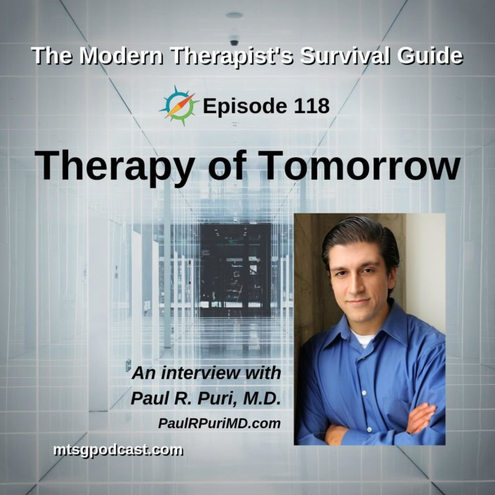 Therapy of Tomorrow