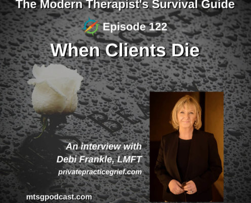 When Clients Die
