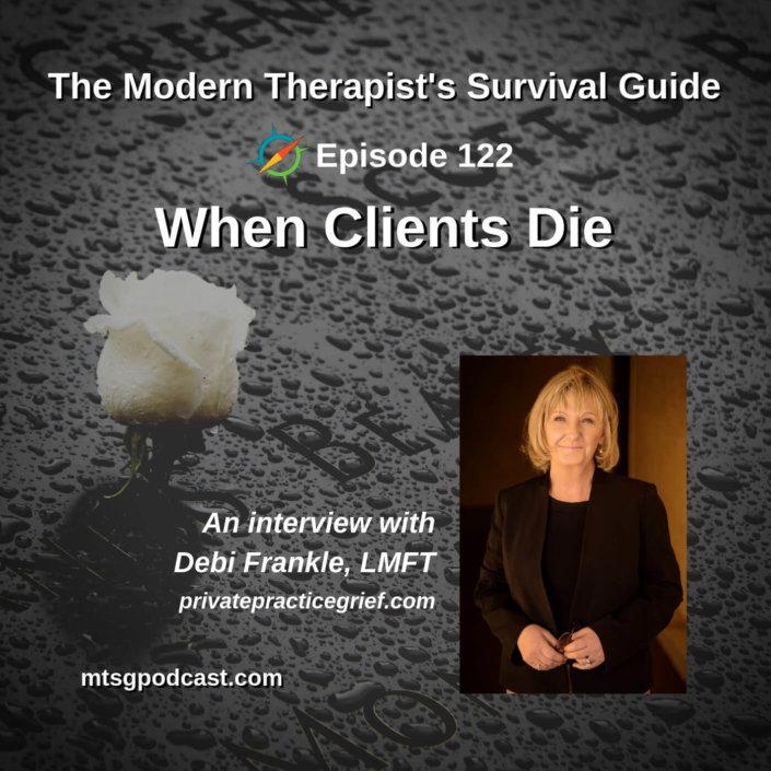 When Clients Die