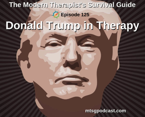 Donald Trump in Therapy