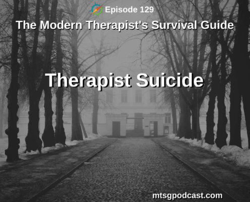 Therapist Suicide