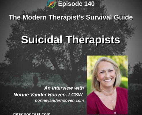 Suicidal Therapists