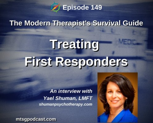 Treating First Responders