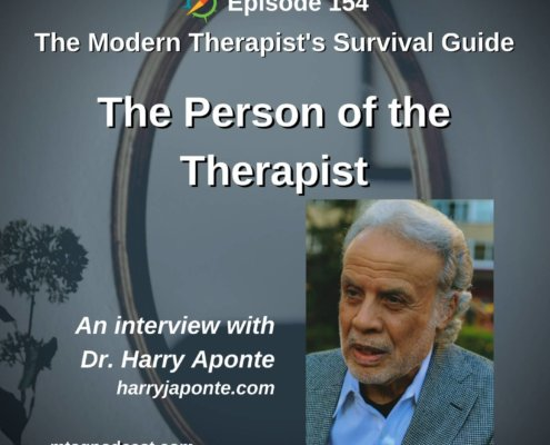 The Person of the Therapist