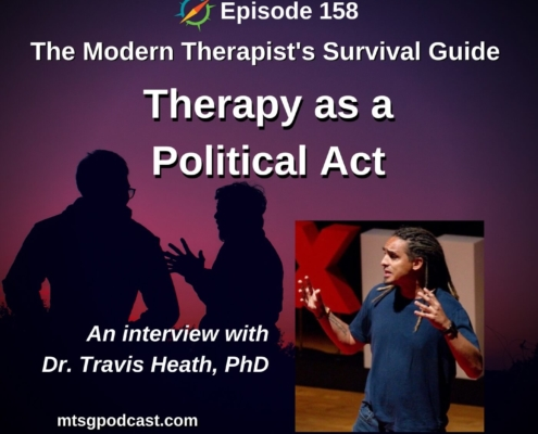 Therapy as a Political Act