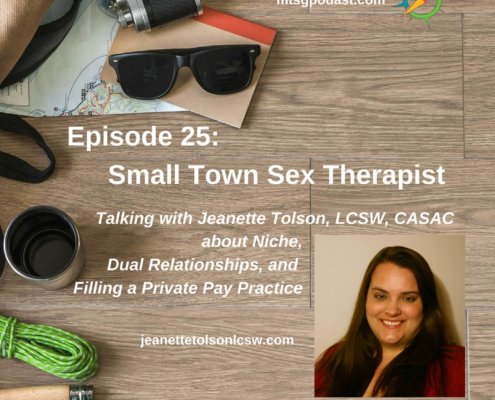 Small Town Sex Therapist