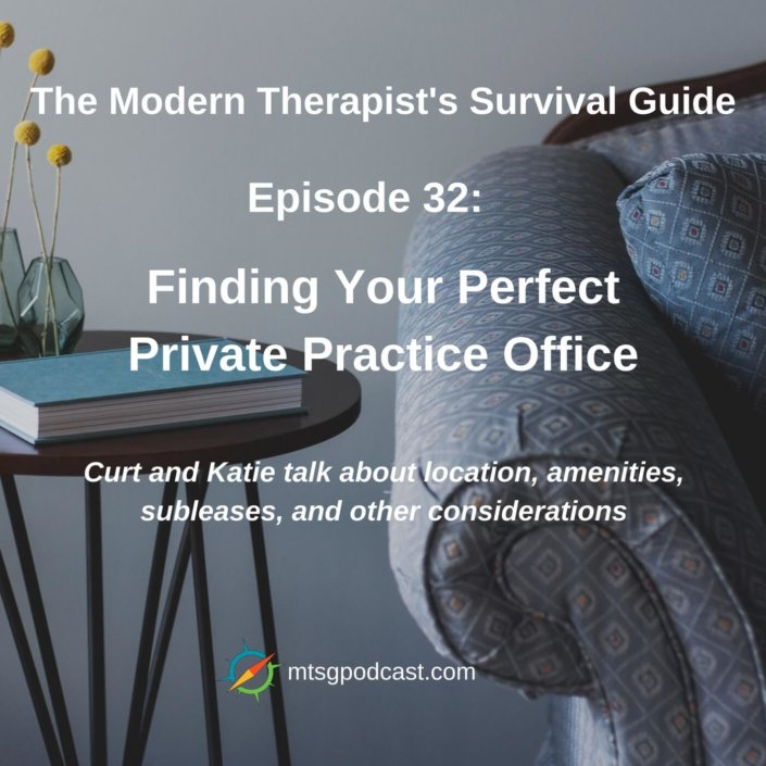 Finding Your Perfect Private Practice Office