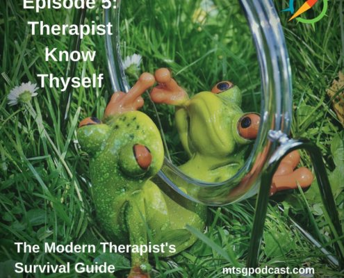 Therapist Know Thyself