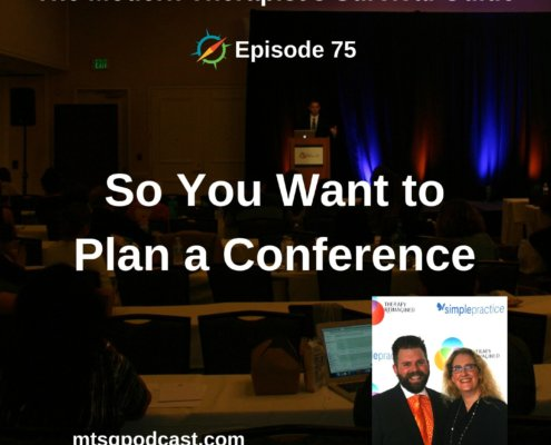 So You Want to Plan a Conference