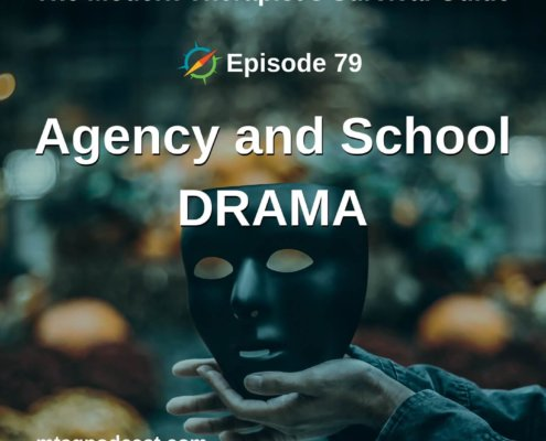 Agency and School Drama