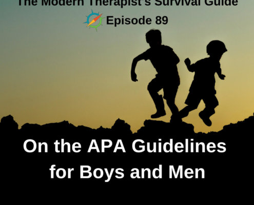 APA Guidelines for Boys and Men