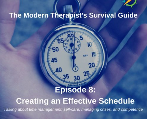 Creating an Effective Schedule
