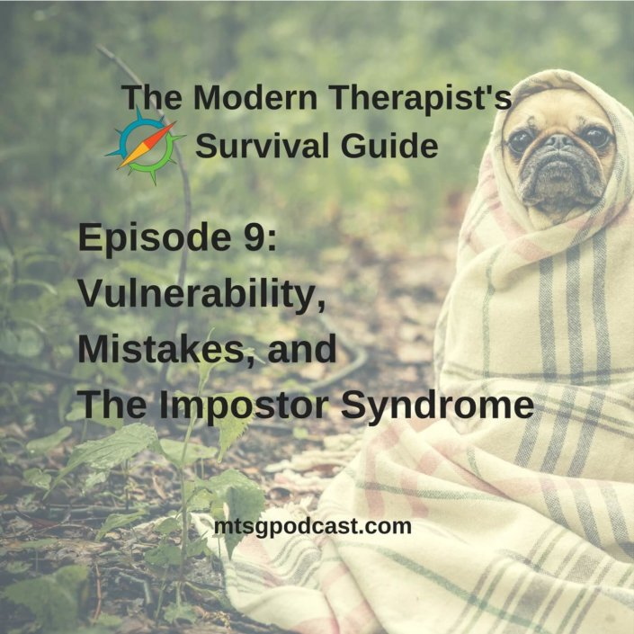 Vulnerability, Mistakes, and The Impostor Syndrome