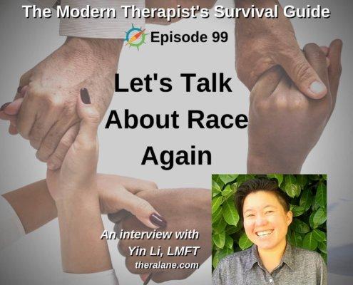 Let's Talk About Race Again
