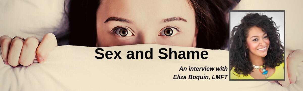 Sex and Shame