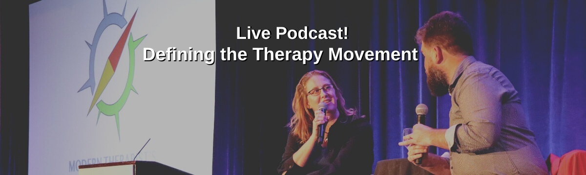 Defining the Therapy Movement