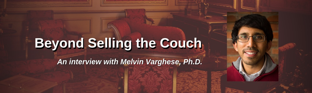 Beyond Selling the Couch