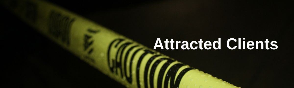 Attracted Clients