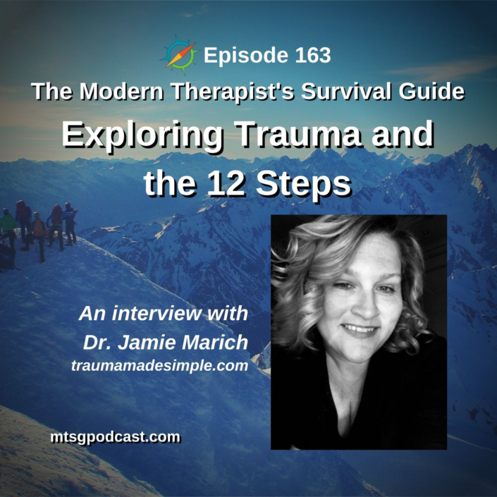 Exploring Trauma and the 12 Steps