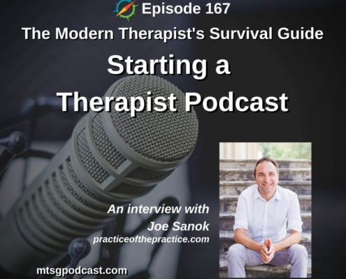 Starting a Therapist Podcast