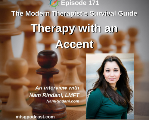 Therapy with an Accent