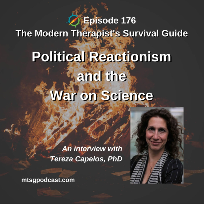 Treating Political Reactionism and the War on Science