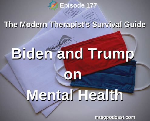 Biden and Trump on Mental Health