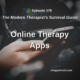 Online Therapy Apps