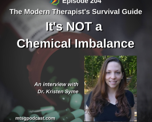It's NOT a Chemical Imbalance