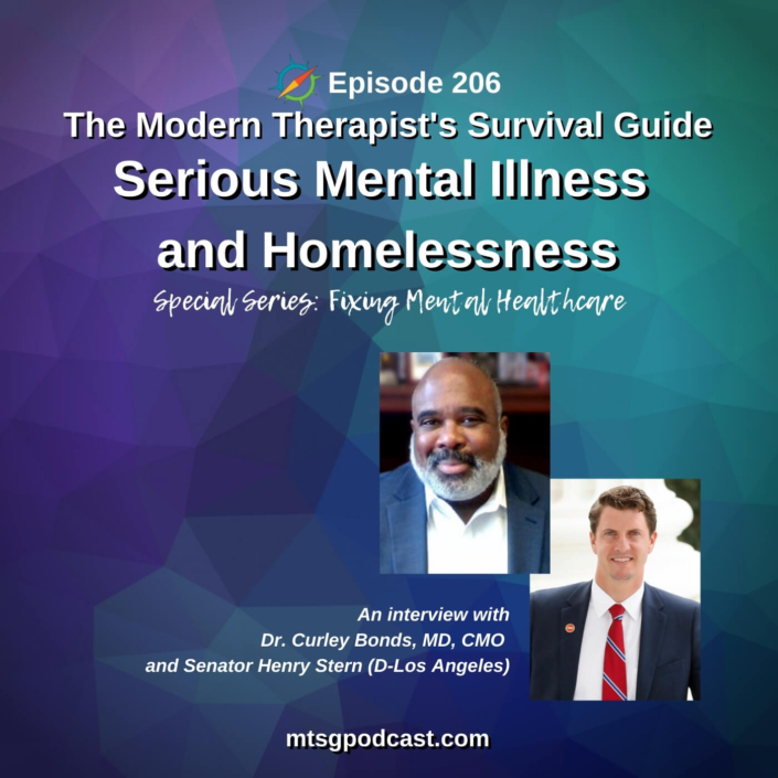 Serious Mental Illness and Homelessness