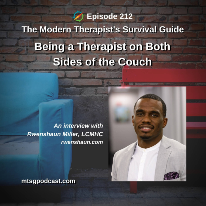 Being a Therapist on Both Sides of the Couch