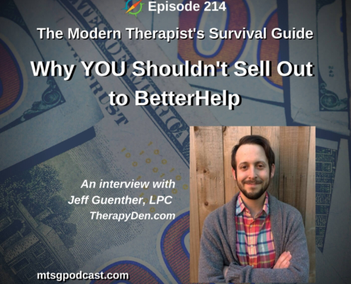 Why YOU Shouldn't Sell Out to BetterHelp