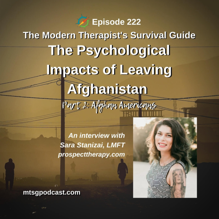 Understanding the Psychological Impacts of Leaving Afghanistan, Part 2: Afghan Americans