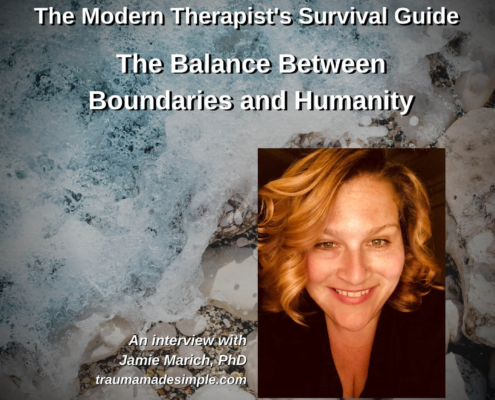 The Balance Between Boundaries and Humanity